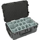 SKB 3I-3019-12DT iSERIES UTILITY CASE Waterproof, internal dim. 775x305x495mm, Think Tank dividers