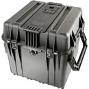 PELI 0340 CUBE CASE With foam, internal dimensions 457x457x457mm, black