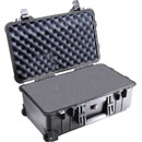 PELI 1510 PROTECTOR CASE With foam, internal dimensions 502x279x193mm, black