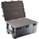 PELI 1630 PROTECTOR CASE With padded dividers, internal dimensions 704x533x394mm, black