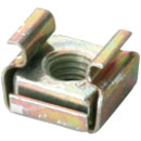 RACKMOUNT CAGE NUTS For 1.63-2.64mm material thickness (pack of 25)