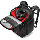 MANFROTTO MP-BP-50BB CAMERA BACKPACK Nylon, internal dimensions 460x240x160mm