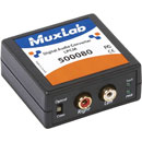 MUXLAB 500080 DIGITAL AUDIO CONVERTER LPCM, S/PDif RCA, Toslink in, 2x RCA (phono) analogue out