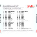 LINDOS CD2 MINISONIC Test CD