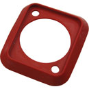 NEUTRIK SCDP-2 SEALING GASKET For D-series connectors, red