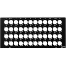 CANFORD STAGE/WALLBOX Top plate, 48 holes for type C
