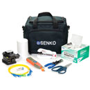 SENKO XP FIT PLUS FIBRE TERMINATION KIT With precision flat cleaver (premium version)