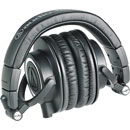 AUDIO TECHNICA ATH-M50X HEADPHONES Closed, 38 ohms, 3.5mm jack, 6.35mm adapter, straight + coiled