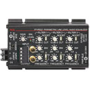 RDL FP-PEQ3 PARAMETRIC EQ 3-band, terminal block/RCA (phono) I/O