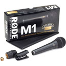 RODE M1 MICROPHONE Vocal dynamic, cardioid
