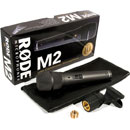 RODE M2 MICROPHONE Vocal condenser, super-cardioid