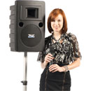 ANCHOR SS-550 LOUDSPEAKER STAND For MegaVox 2, Liberty 2, AN series PA systems