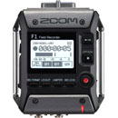 ZOOM F1-LP FIELD RECORDER Portable, MP3/WAV, SD/SDHC card, 2-channel recorder, with lavalier mic