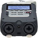 ZOOM H4N PRO HANDY RECORDER Portable, MP3/WAV, SD/SDHC card, X/Y mics, mic/line in, 2x2 USB I/O