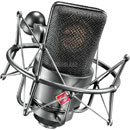 NEUMANN TLM 103 MT STUDIO SET MICROPHONE KIT 1x TLM 103 MT, 1x EA 1 MT elastic suspension, black
