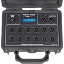 PSC PRESS TRAIN CONFERENCE SPLITTER Audio, passive, line in, 12x XLR out, -40dBu