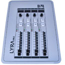 D&R LYRA 4 FADER EXT BROADCAST MIXER Fader extension