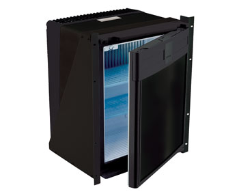 CANFORD FRIDGE Rackmount 13U, black