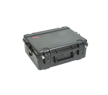 SKB 3i-2217-82U ISERIES FLY RACK CASE 2U, 13-inch, internal dimensions 559x432x203mm, black