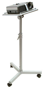 B-TECH BT890 Projector trolley-stand, silver