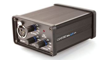 CANFORD PHANTOM POWER SUPPLY P48 and AB(T), PP3 battery powered