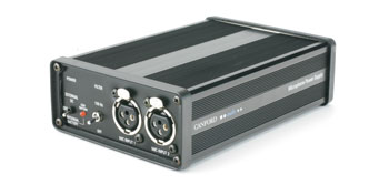 CANFORD PHANTOM POWER SUPPLY P48, 2 channel, PP3 battery powered
