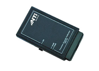 NTI PRECISION CALIBRATOR Class 1 certified, 94/114 dB, for 1/2 inch mic, includes cal.