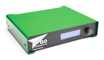 GREEN-GO GGO-BRIDGE NETWORK BRIDGE 2x interface streams