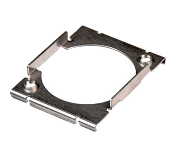NEUTRIK MFD M3 tapped mounting frame for D-series connectors