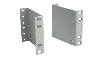 RECESS BRACKET 1U 50mm recess grey