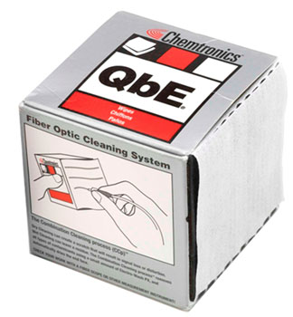 GREENLEE QBE FIBRE CONNECTOR CLEANING PLATFORM (200 sheets)