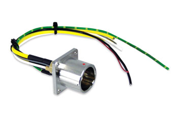 CANFORD SMPTE311 Lemo 3K.93C EDW with unterminated fibre and electrical tails, 500mm