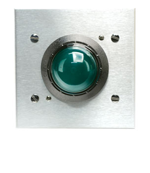 BBC SIGNAL LIGHT Lamp mounting plate, surface mount, for SLB/1