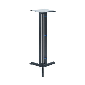 QUIK LOK QL-BS536 NEAR-FIELD MONITOR STAND Fixed 91cm height, 28x28cm speaker plate