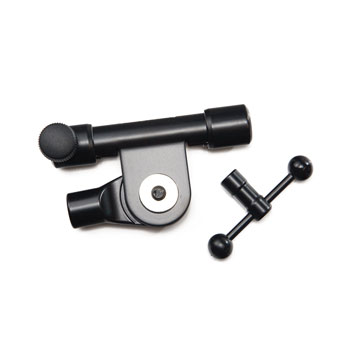 K&M 7-211-000355 SPARE SWIVEL COMPLETE Black