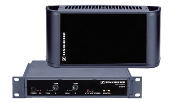 SENNHEISER SI 1015 IR MODULATOR 400m2 coverage