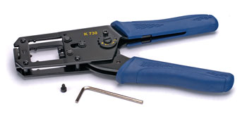 BEL STEWART 2980011-01 CRIMP TOOL Without dies