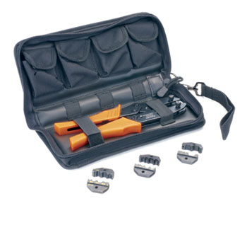 PALADIN 1302 Crimp tool kit