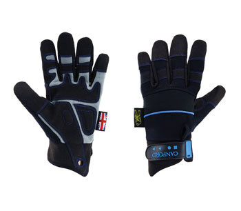 CANFORD GENERAL PURPOSE GLOVES Full handed, medium (pair)