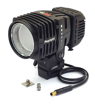 PAG 9964LD PAGLIGHT CAMERA LIGHT With LED, dimmer,  PP90 lead, 500mm
