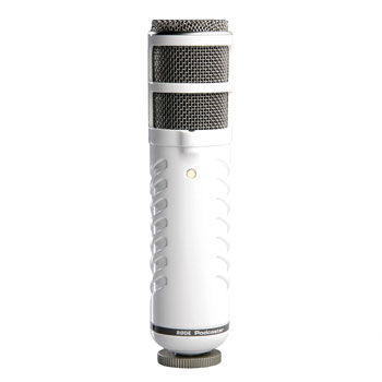 RODE PODCASTER MICROPHONE Dynamic, USB