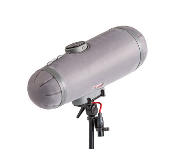 RYCOTE 089101 CYCLONE MICROPHONE WINDSHIELD AND SUSPENSION Large