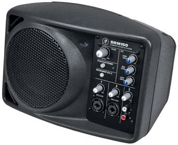 MACKIE COMPACT PA SYSTEM - SRM150