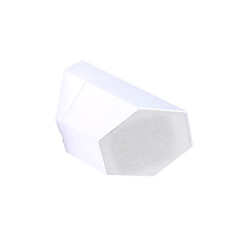 CLOUD CS-S3W LOUDSPEAKER Surface mount, 16W/16, 25/70/100V, white, sold singly
