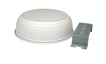 ADS OMEGA SURFACE LOUDSPEAKER Circular, ceiling, surface fix, 0.5-6W taps