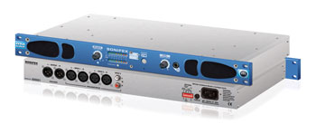 SONIFEX RM-CA2 CONFIDENCE MONITOR 1U rack, 2x LED meters, 2x analogue stereo inputs