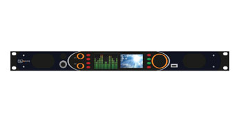 TSL SAM-Q-SDI AUDIO MONITOR 128 channel, 2x HD/SDI, AES3 I/O, 2x analogue I/O, USB