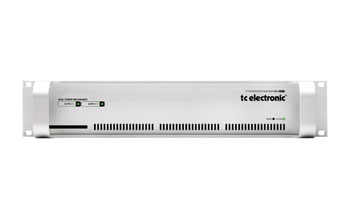TC ELECTRONIC DB-4 MKII TRANSMISSION PROCESSOR Single stream HD SDI, 2x DSP engines, redundancy