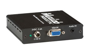 MUXLAB 500149 VIDEO CONVERTER VGA to HDMI with scaler
