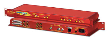 SONIFEX RB-VHDMA8 AUDIO DE-EMBEDDER 3G, HD/SD-SDI, 8x analogue outputs